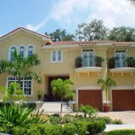 Miami Exterior Home Paint
