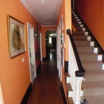 Warm Colors Interior Paint